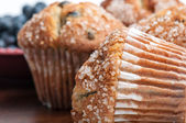 Blueberry Muffins — Foto Stock