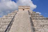 Chichen Itza Mayan Ruin in Mexico — Stock Photo