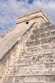 Chichen Itza Mayan Ruin in Mexico — Stock Photo