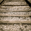 Railroad Tracks — Stock Photo #36491865