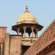 Agra Fort Tourist Destination in India — Stock Photo #40966199