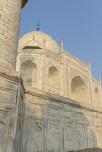 Taj Mahal in Agra India — Stock Photo