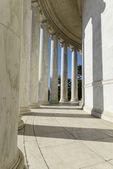 Jefferson Memorial in Washington DC — Stock Photo