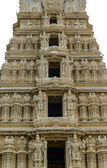 Indian Temple at Mysore Palace — Stock Photo