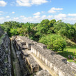 Постер, плакат: Xunantunich Mayan Ruin in Belize