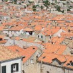 Building Rooftops in Dubrovnik Croatia — Stock Photo #41970885