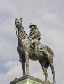 Ulysses S. Grant Memorial in Washington DC — Stock Photo
