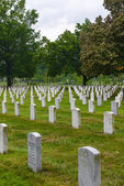 Arlington National Cemetary in the United States — Stock Photo