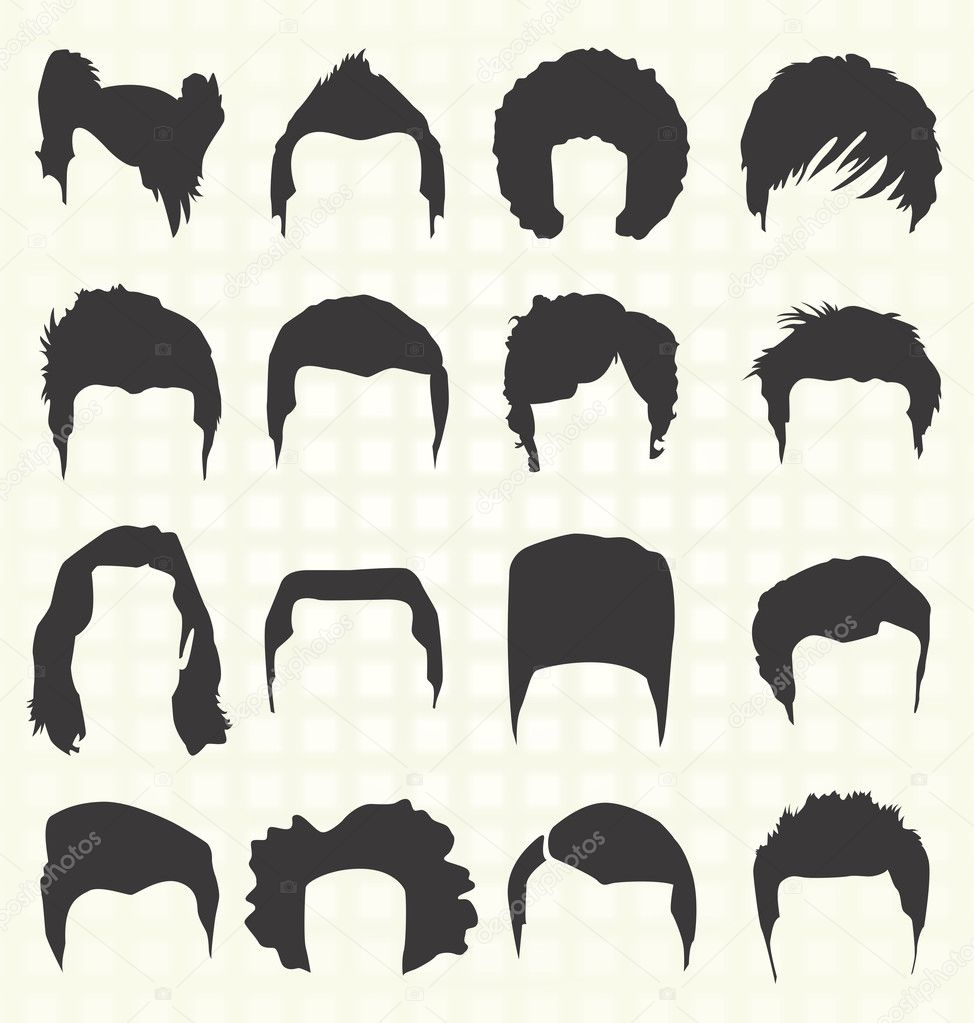 V Hairstyle Back Newhairstylesformen2014 Com