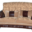 Upholstered furniture. - Stock Photo