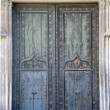 Old door. — Foto Stock