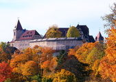 Castle Veste Coburg — Stock Photo