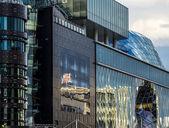 Modern Shopping Center — Stock Photo
