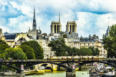 Paris – Cityscape — Stock Photo