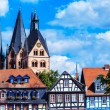 Stock Photo: Gelnhausen – historical old town in Germany
