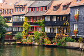 Bamberg – Little Venice in Germany — Stock Photo