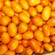 Stock Photo: Kumquats or cumquats, precious Asicitrus fruits