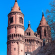 Cathedral Kaiserdom in Worms, Germany — Stock Photo