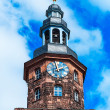 Holy Trinity Church in Worms - Stock Photo