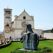 Stock Photo: Basilicof St. Francis of Assisi