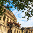 The Alte Oper in Frankfort on Main — Stock Photo