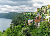 Castel Gandolfo, Vatican — Stock Photo