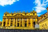 Řím, katedrála svatého Petra — Stock fotografie