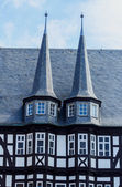 Historical town hall in Alsfeld, Germany — Stock Photo