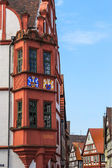 The medieval town center of Alsfeld in Germany — Stock Photo