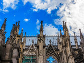 Cathedral in Cologne, Germany — Stock Photo