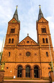 Basilica in Seligenstadt, Germany — Stockfoto