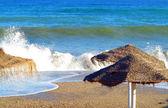 Scenic beach landscape — Stock Photo