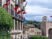Assisi, Italy — Stockfoto