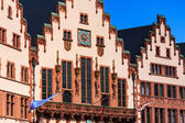 Town Hall in Frankfort on Main, Germany — Stock Photo