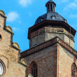 Stock Photo: Ancient protestant church of Alsfeld, Germany