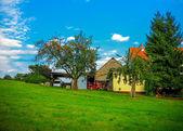 Little german farmhouse — Stock Photo