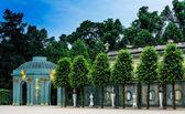 German castle Sanssouci, Potsdam, near Berlin — Stock Photo