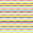 Seamless line pattern.  — Stockvectorbeeld