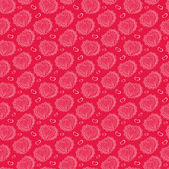 Pattern for Valentine's Day. — Vettoriale Stock