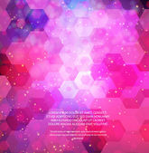 Abstract bright  illustration. Party theme — Stock vektor
