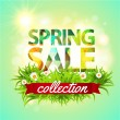 Spring Sale collection — Stock Vector #49065735