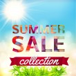 Summer Sale collection — Stock Vector #49065771