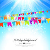 Holiday background — Stockvector