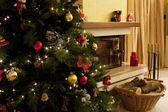Christmas decorations — Foto de Stock