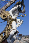 Figurehead of the Galleon — Stock Photo