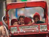 School Children India — Zdjęcie stockowe
