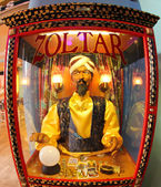 Zoltar — Stock Photo