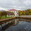 Marli palace in Peterhof — Stock Photo