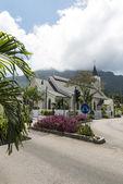 Mahe islans. Seychelles — Stock Photo