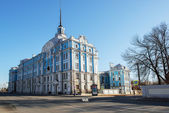 Building of the main Cadet Corps. St. Petersburg. — Stock Photo